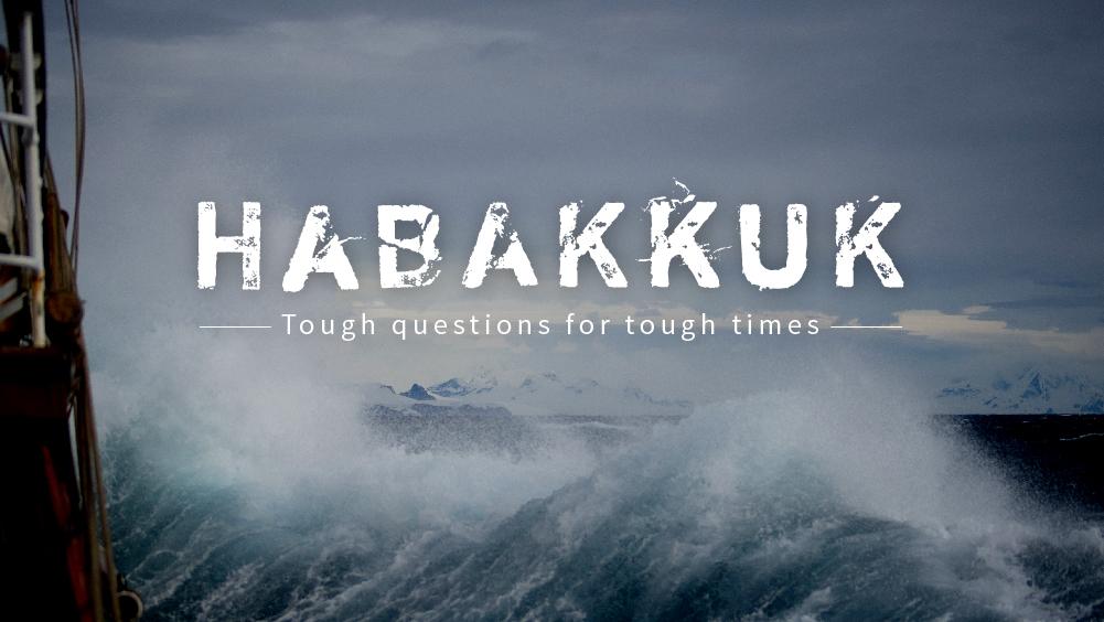 Habakkuk 中文翻译